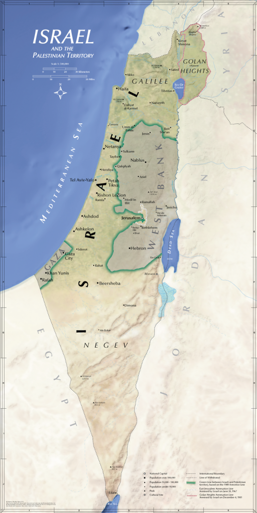 israel-and-the-palestinian-territory